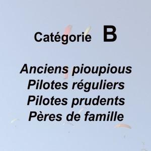 CATEGORIE B